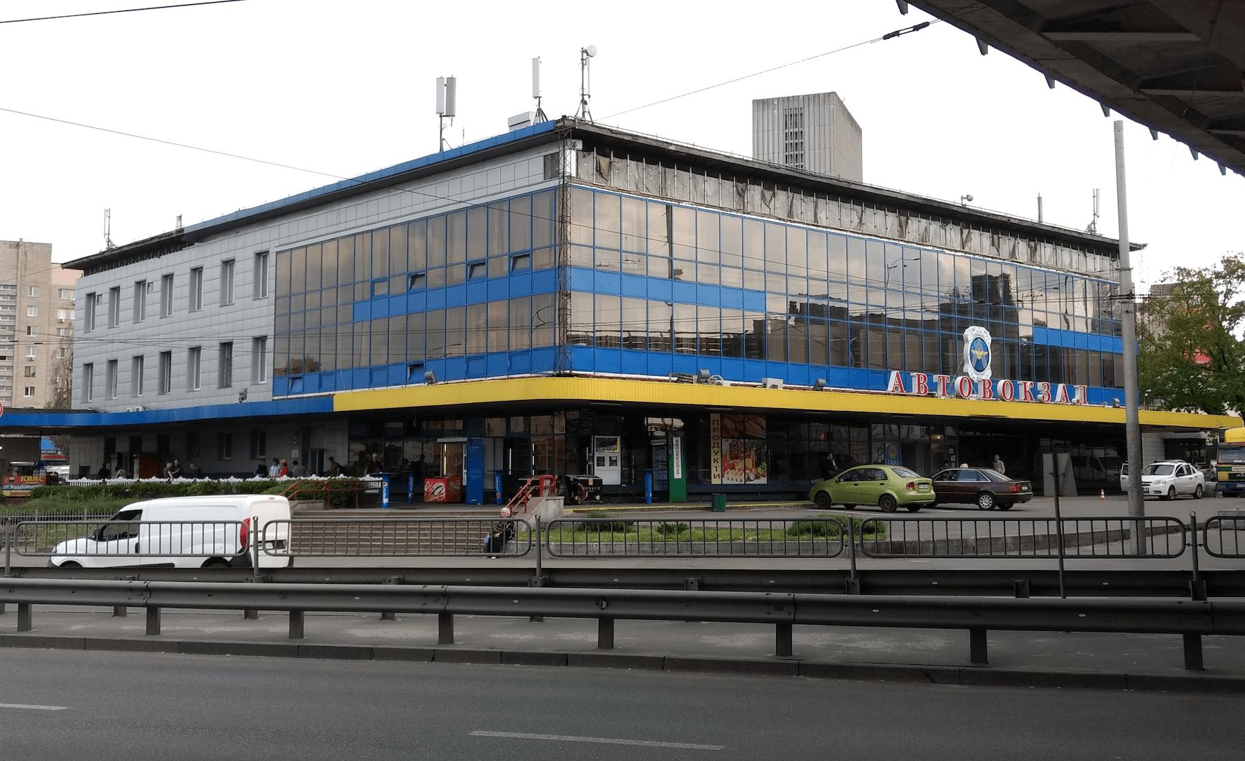 Стало відомо, як буде виглядати Центральний автовокзал Києва після модернізації