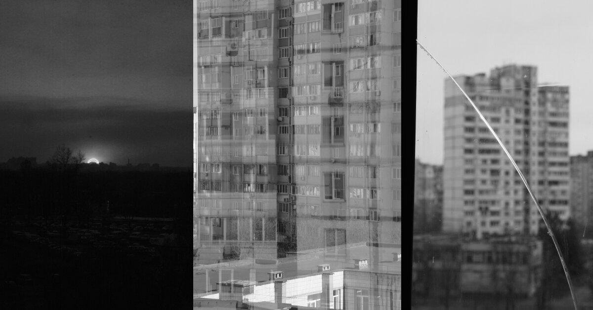 «Пейзаж меняется»: карантинная серия Влада Андриевского