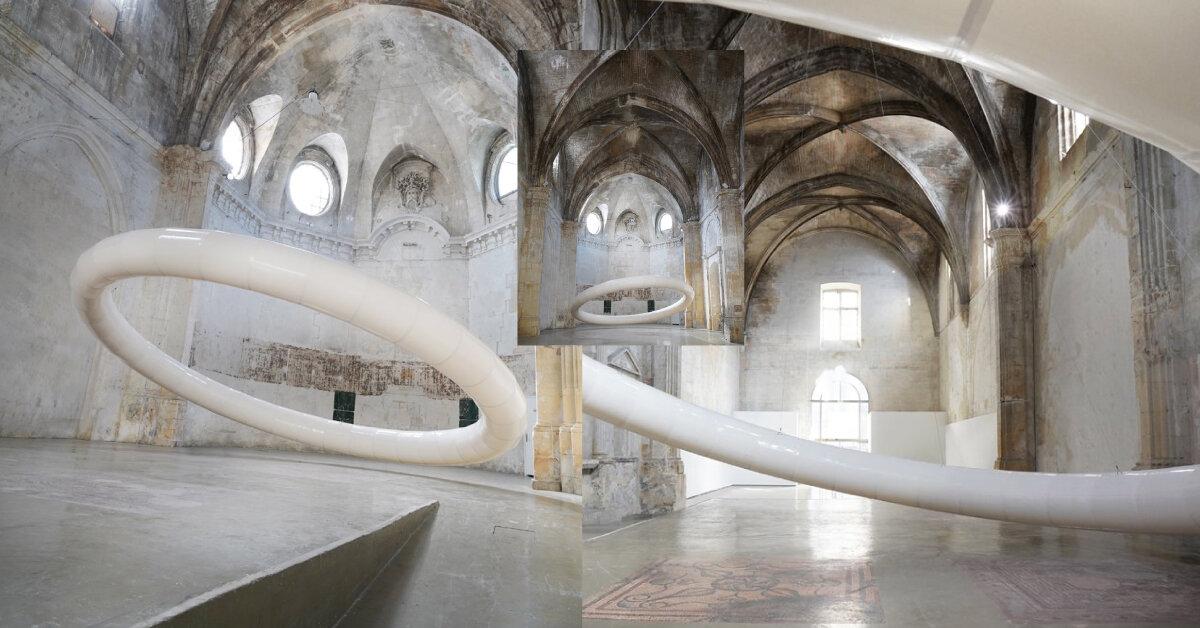 У Франції церкву XVII століття перетворили на виставковий простір