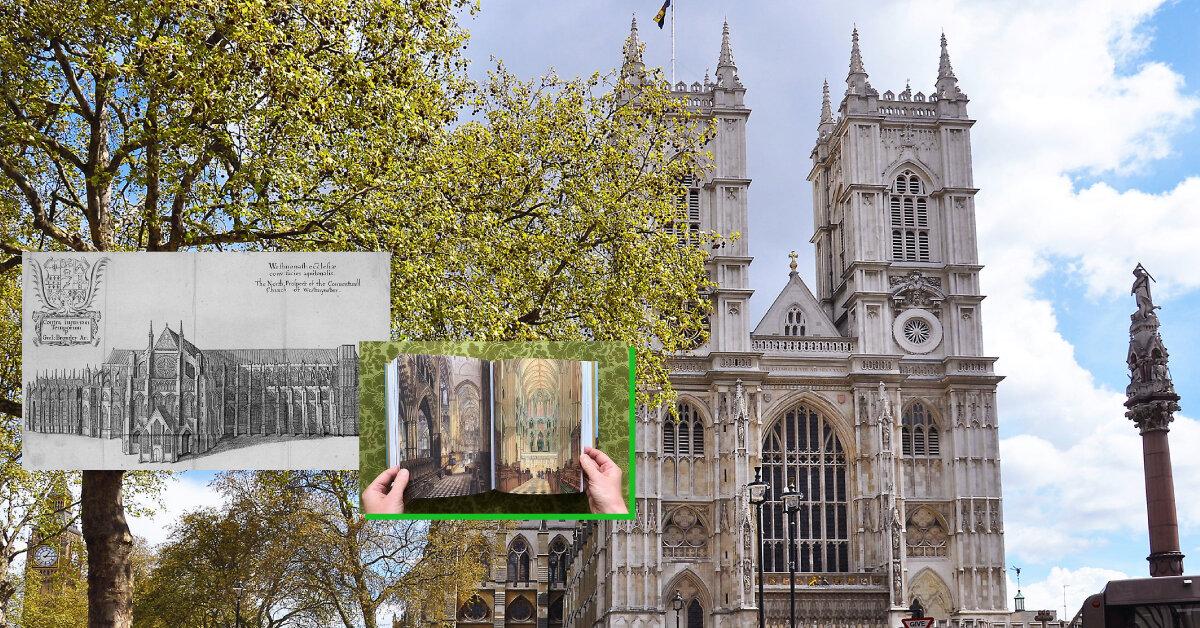 Єльський університет випустив книжку про Вестмінстерське абатство
