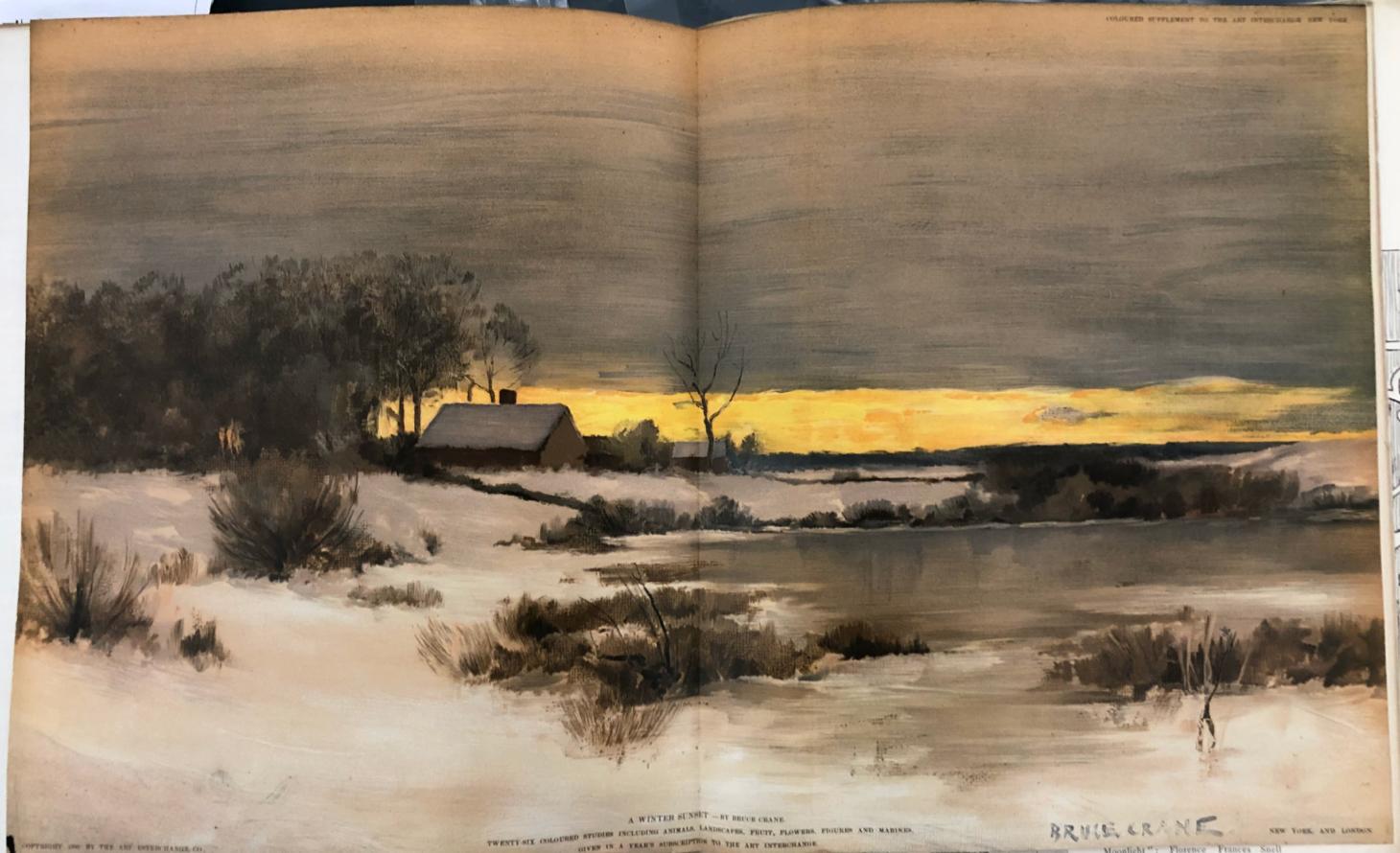Едвард Гоппер копіював ранні роботи з журналів