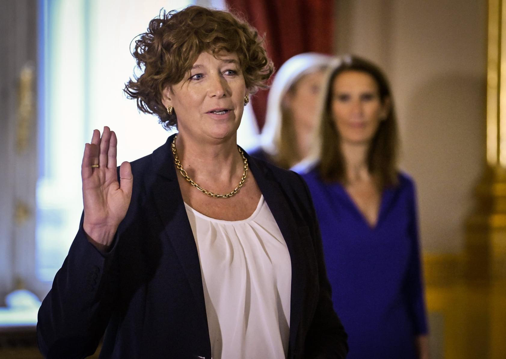 Віцепрем'єкою Бельгії стала трансгендерна жінка