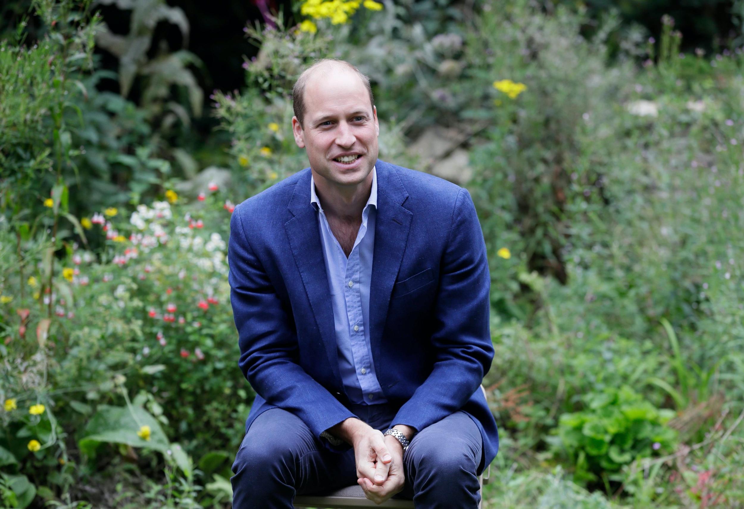 Принц Вільям заснував екологічну премію