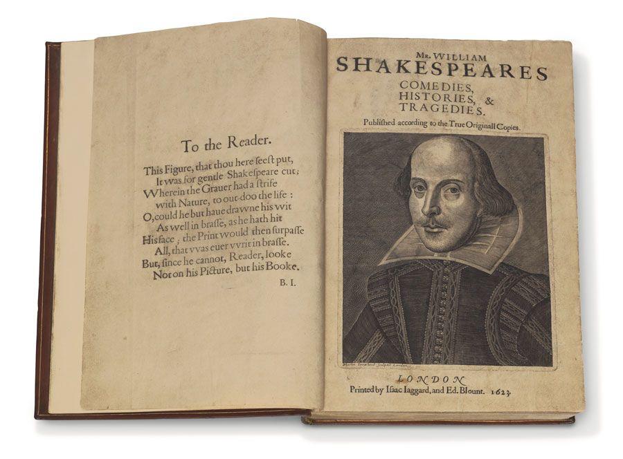 П'єси Шекспіра продали за 10 мільйонів доларів