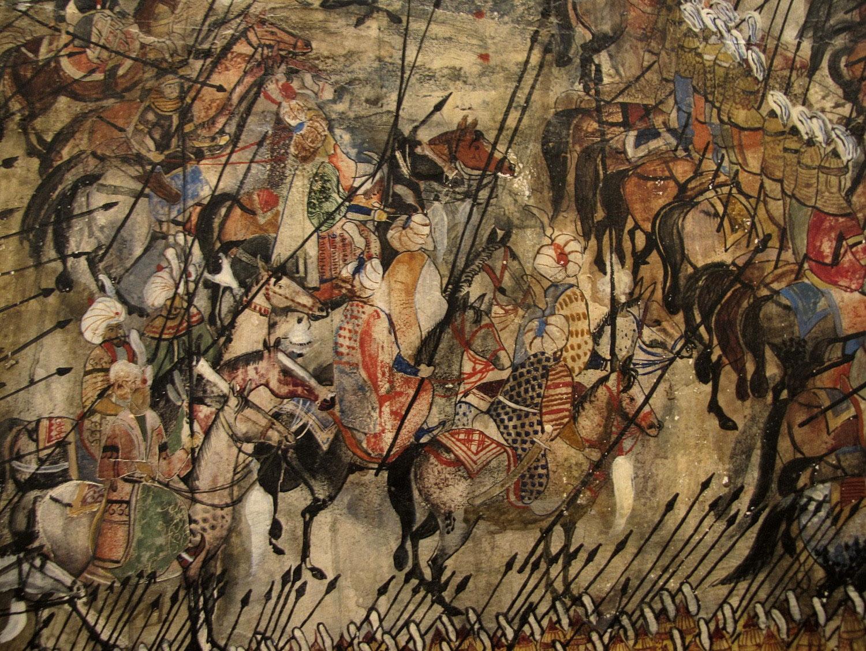 У мережі з'явилася медіаплатформа про грузинське мистецтво