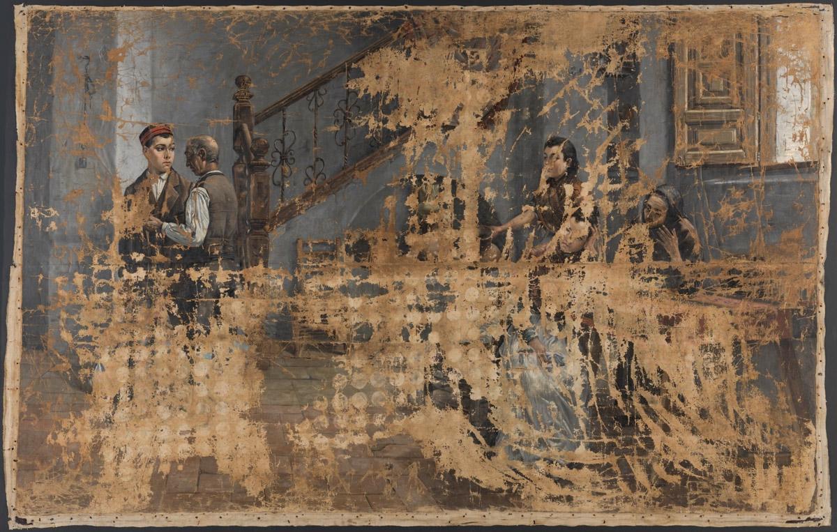 У Музеї Прадо зняли картину з жіночої виставки