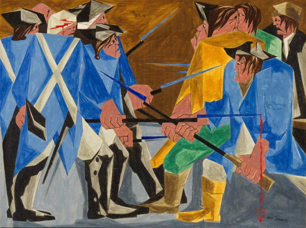 Відвідувачка допомогла музею знайти картину Джейкоба Лоуренса