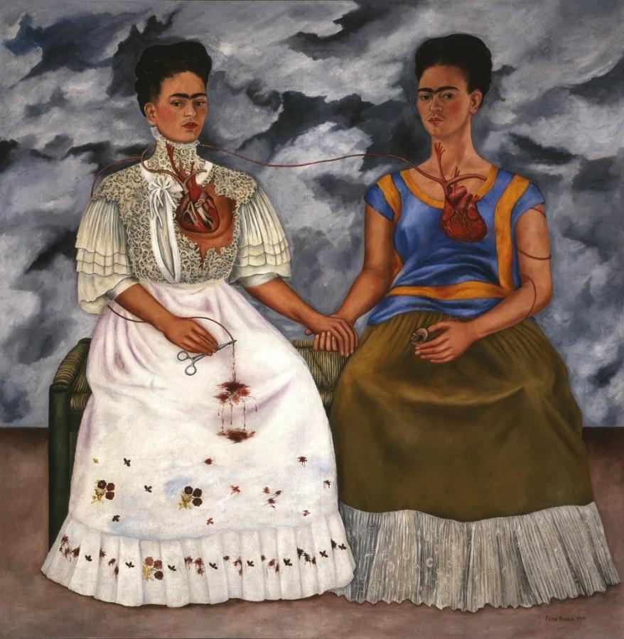 У музеї Фріди Кало з'явився її привид
