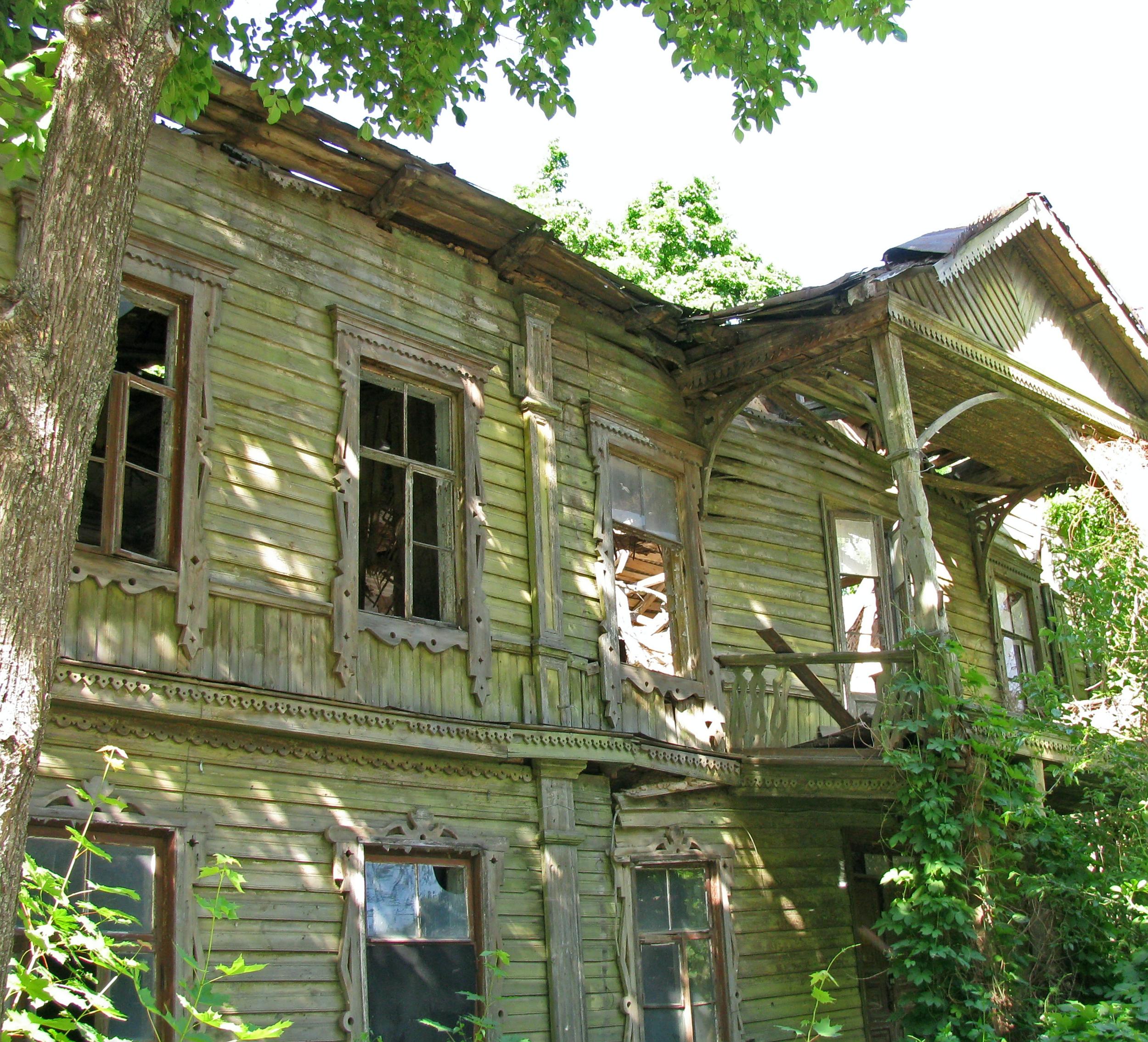 У Києві створили петицію про збереження дерев'яної садиби на Подолі