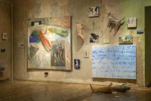 Назад у майбутнє: коментар до «Дуже персональної виставки» Каті Бучацької