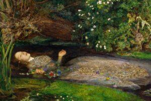 3 факти про картину «Офелія», які варто знати