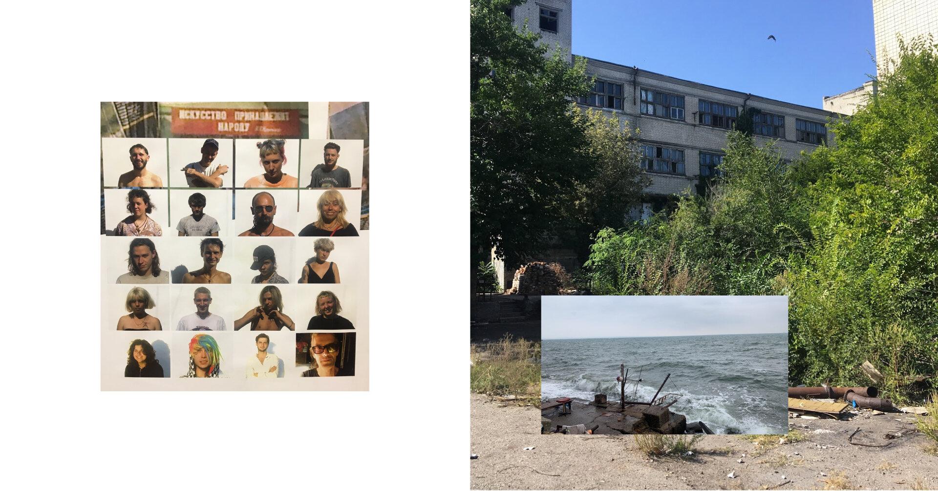 Майстерні на СРЗ-2: нова спільнота на старому заводі в Одесі