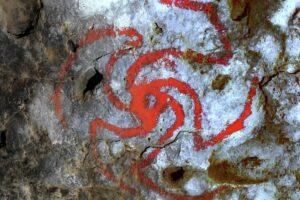 Індіанці створювали наскельний живопис під галюциногенами