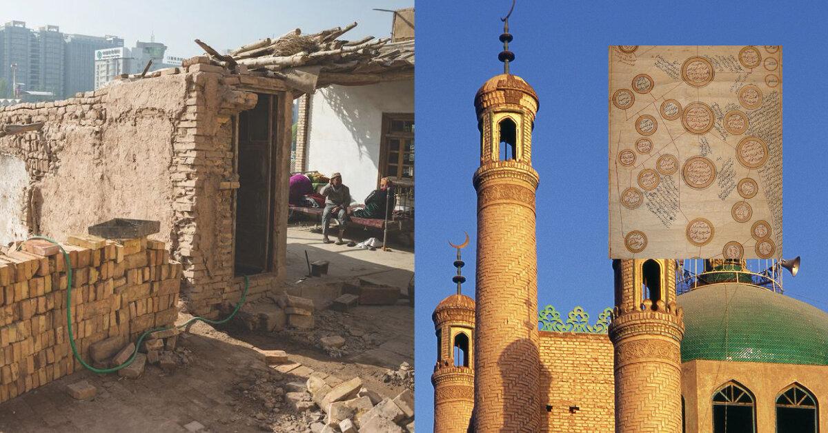 Китай насильно знищує пам'ятки уйгурів
