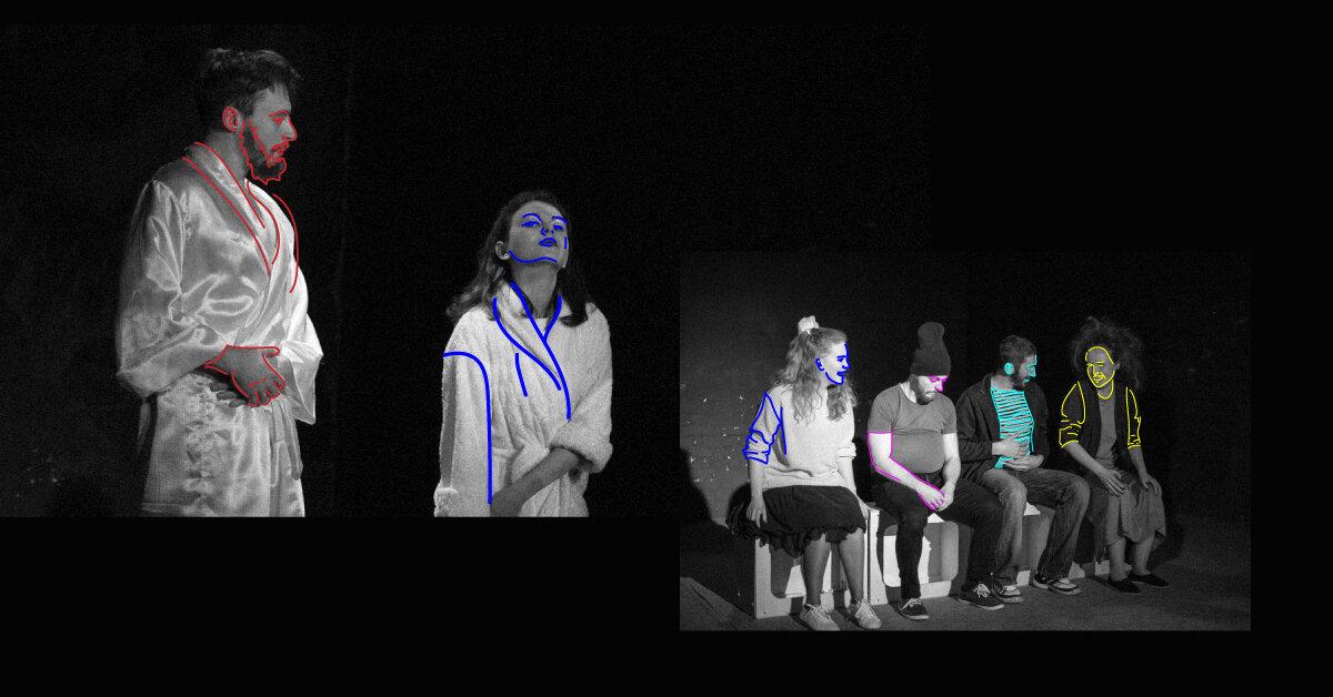 «Нас дуже мало, ми не можемо робити те, що не цікаво»: про аматорський театр TheatreRoom