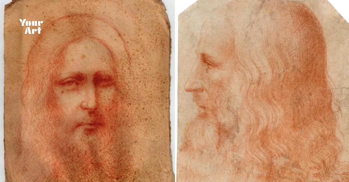 В Італії знайшли новий малюнок Леонардо да Вінчі