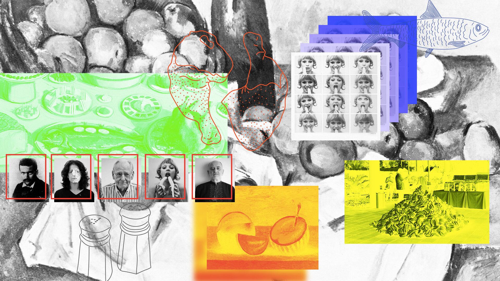 Foodies та художники: 5 рецептів для авторів робіт з їжею