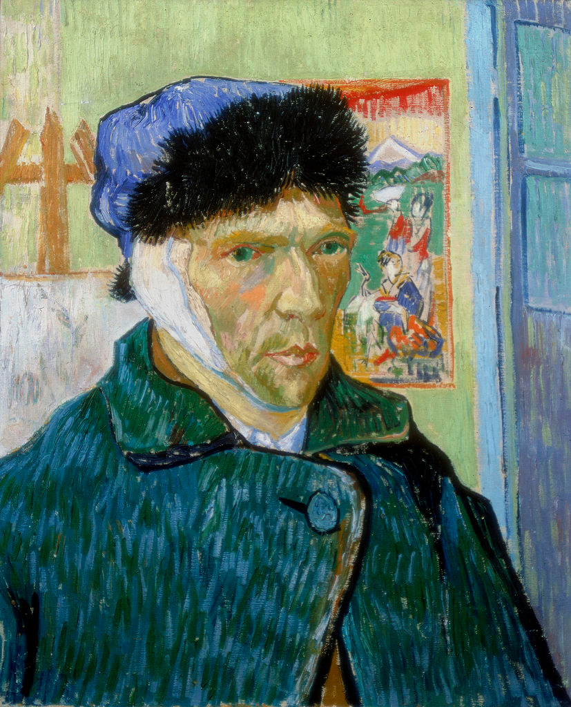Вчені знайшли нове пояснення, чому Ван Гог відрізав собі вухо