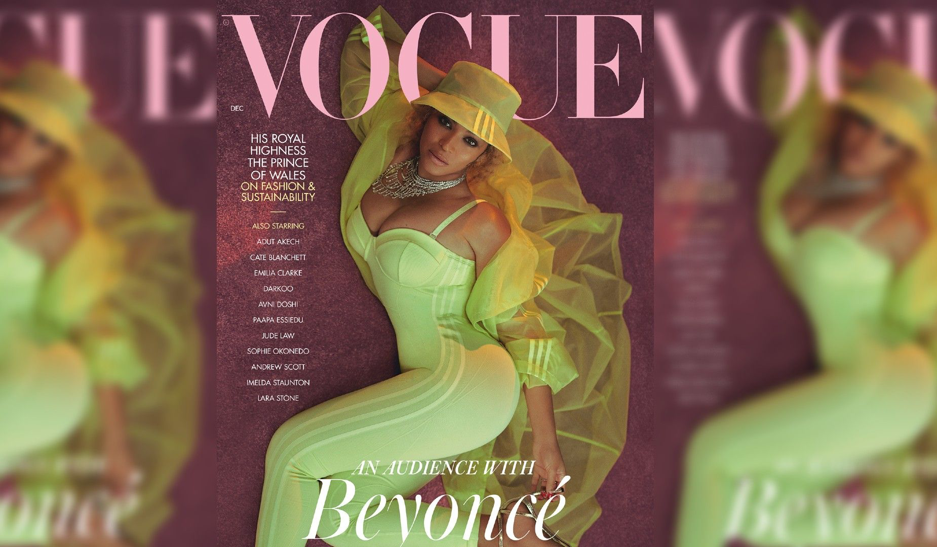 21-річна студентка стала наймолодшою фотографкою British Vogue