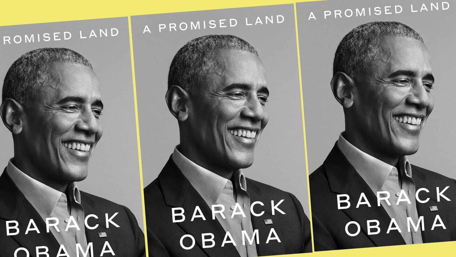 Мемуари Барака Обами стали найпопулярнішими серед президентських