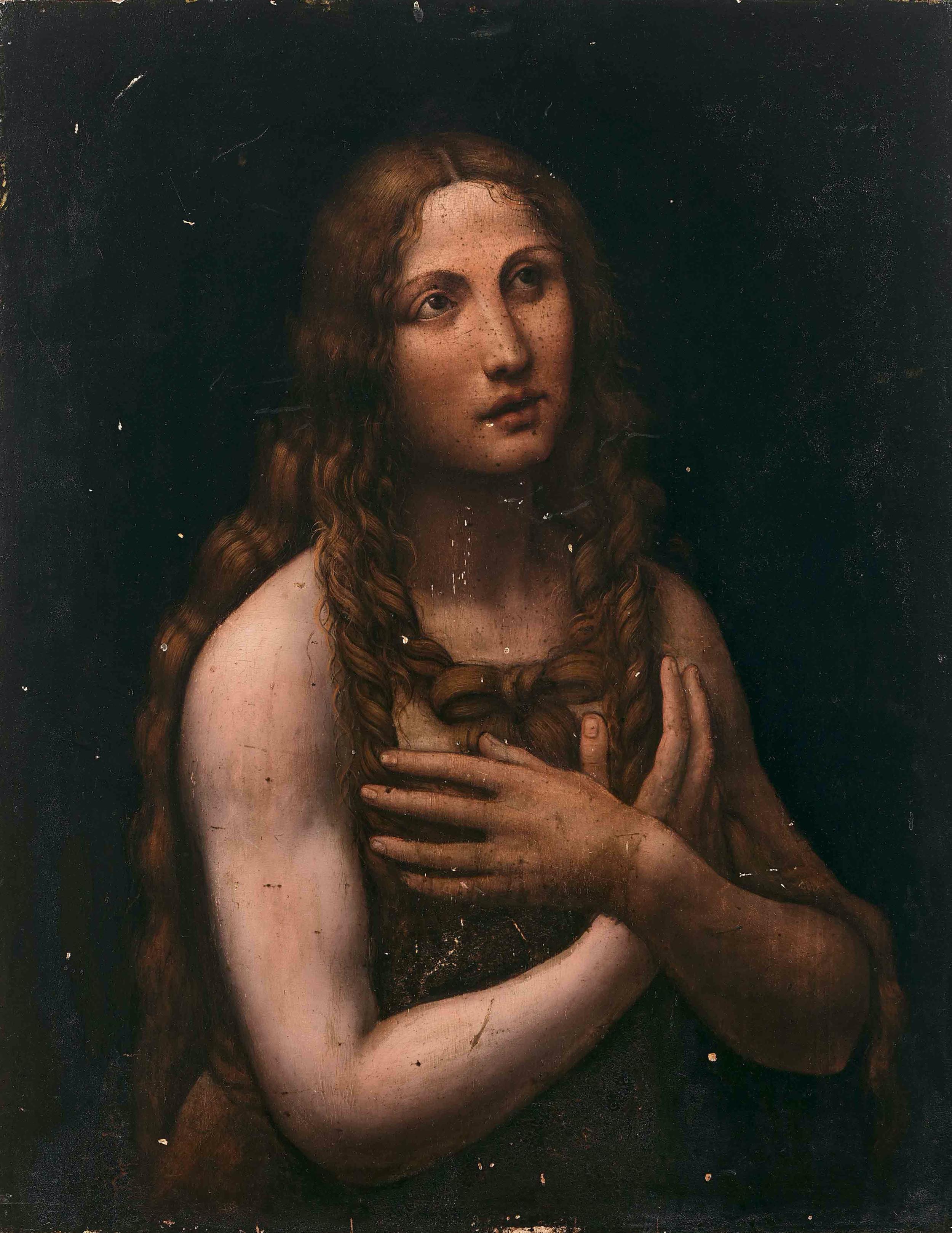 Картину коханця да Вінчі купили за 1,7 мільйона доларів