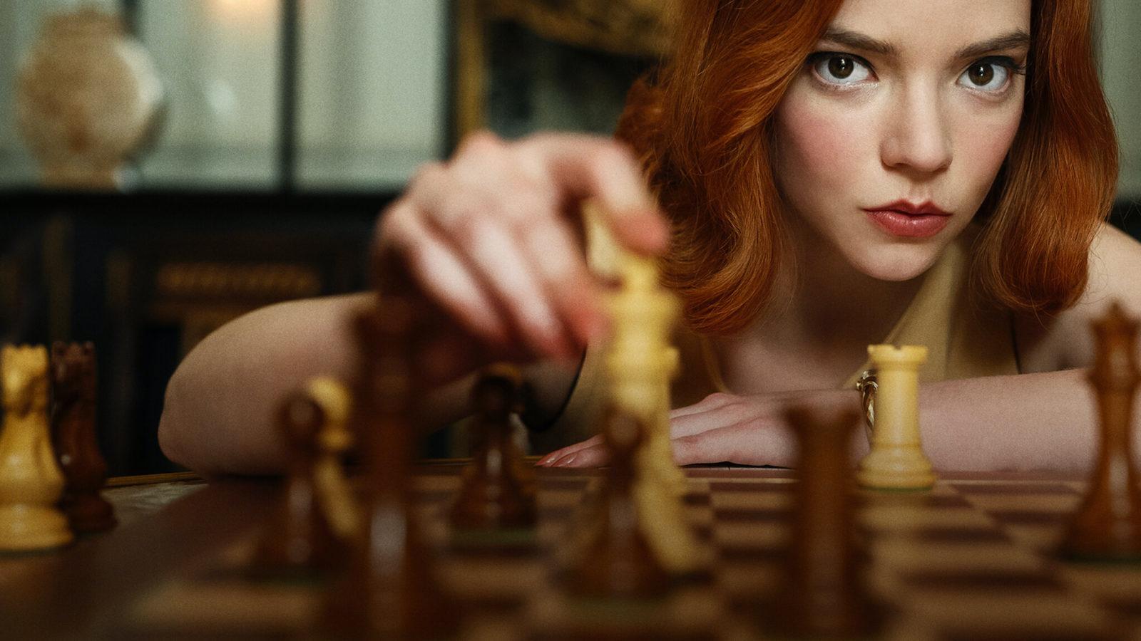 Французька художниця стала прототипом героїні в серіалі «Хід королеви»