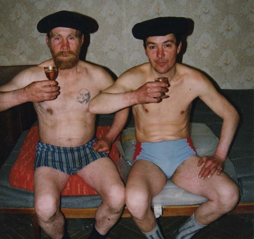 Untitled, from the series Case History, 1997/98 © Boris Mikhailov. VG Bild-Kunst, Bonn 2019