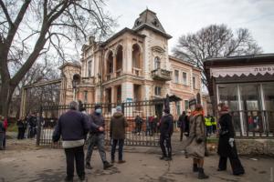 В Одесі містяни протестують проти побудови багатоповерхівки