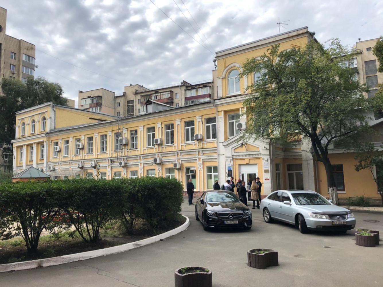У Києві пам'ятку архітектури продають під офісний центр