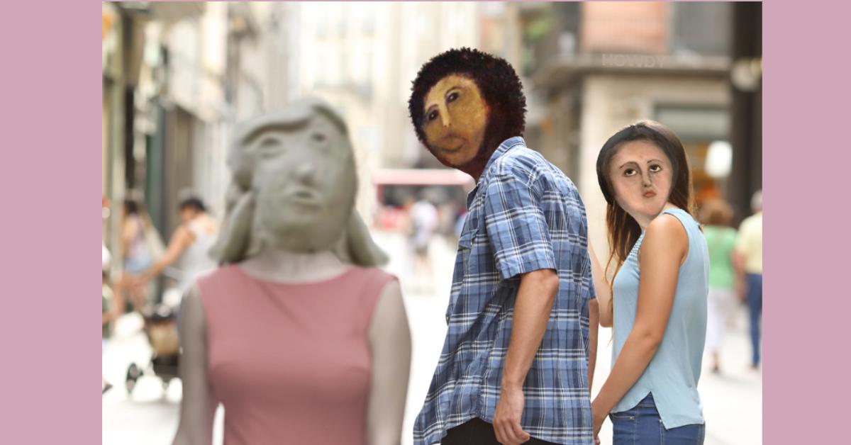 Найпопулярніші меми в мистецтві за 2020 рік