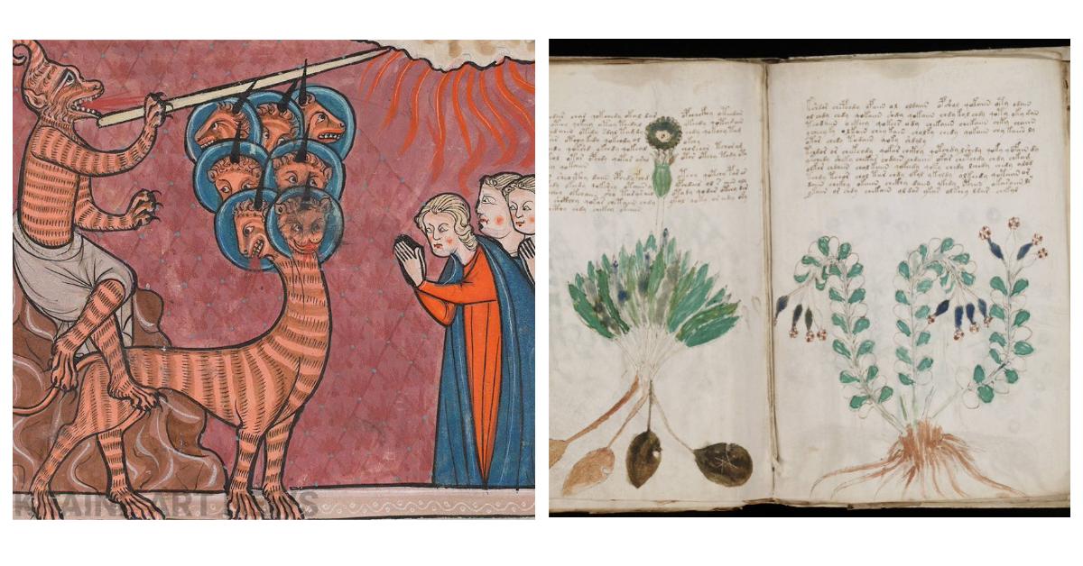У мережі відкрили ресурс зі 160-ма тисячами оцифрованих манускриптів