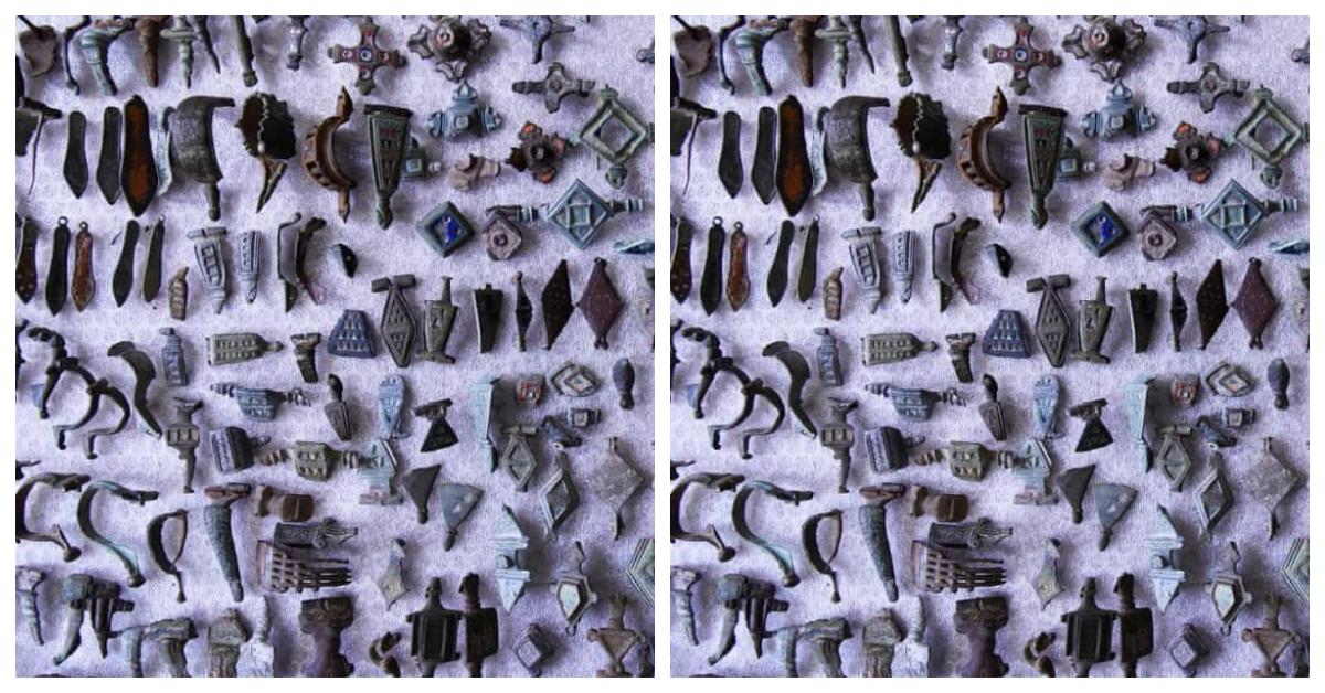 У Бельгії знайшли майже на мільйон доларів давньоримських артефактів