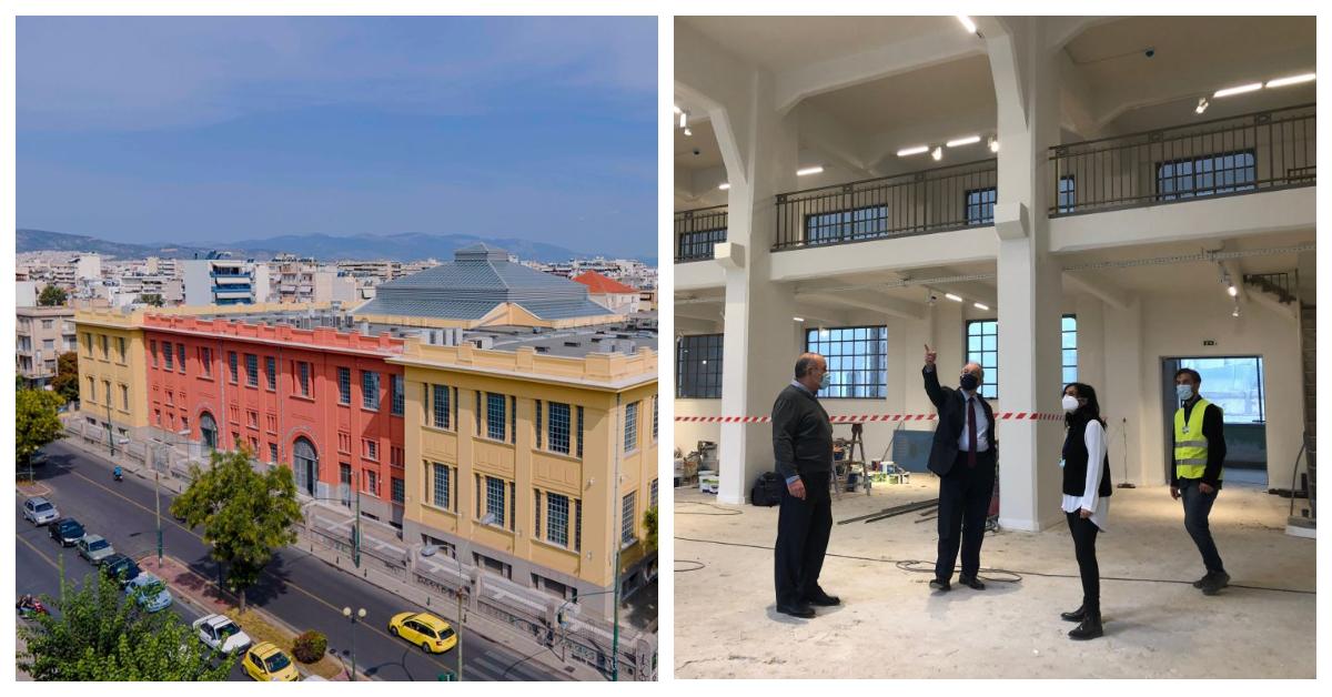 Грецький мільярдер перетворить стару тютюнову фабрику в культурний центр