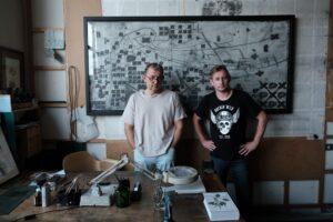 Жадан разом із Маковим випустили книжку про Харків