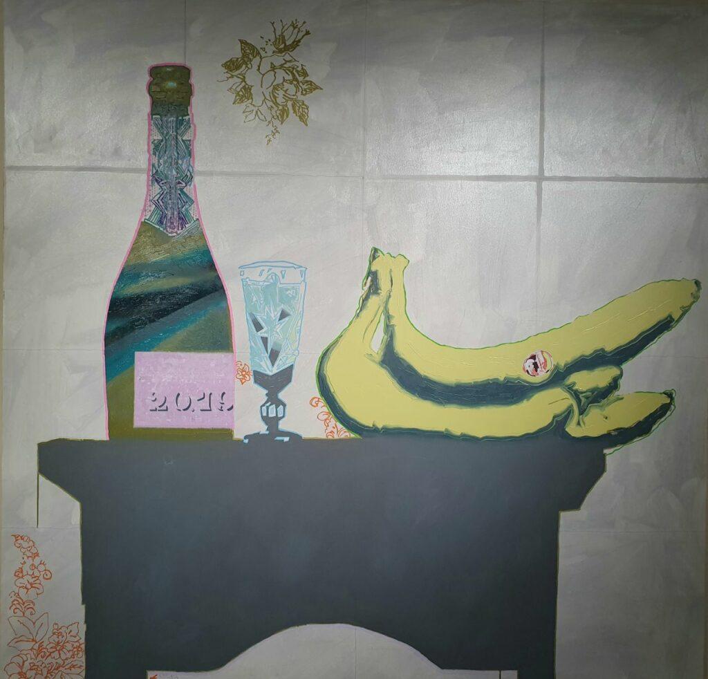 Великі банани, 2019, Олег Тістол