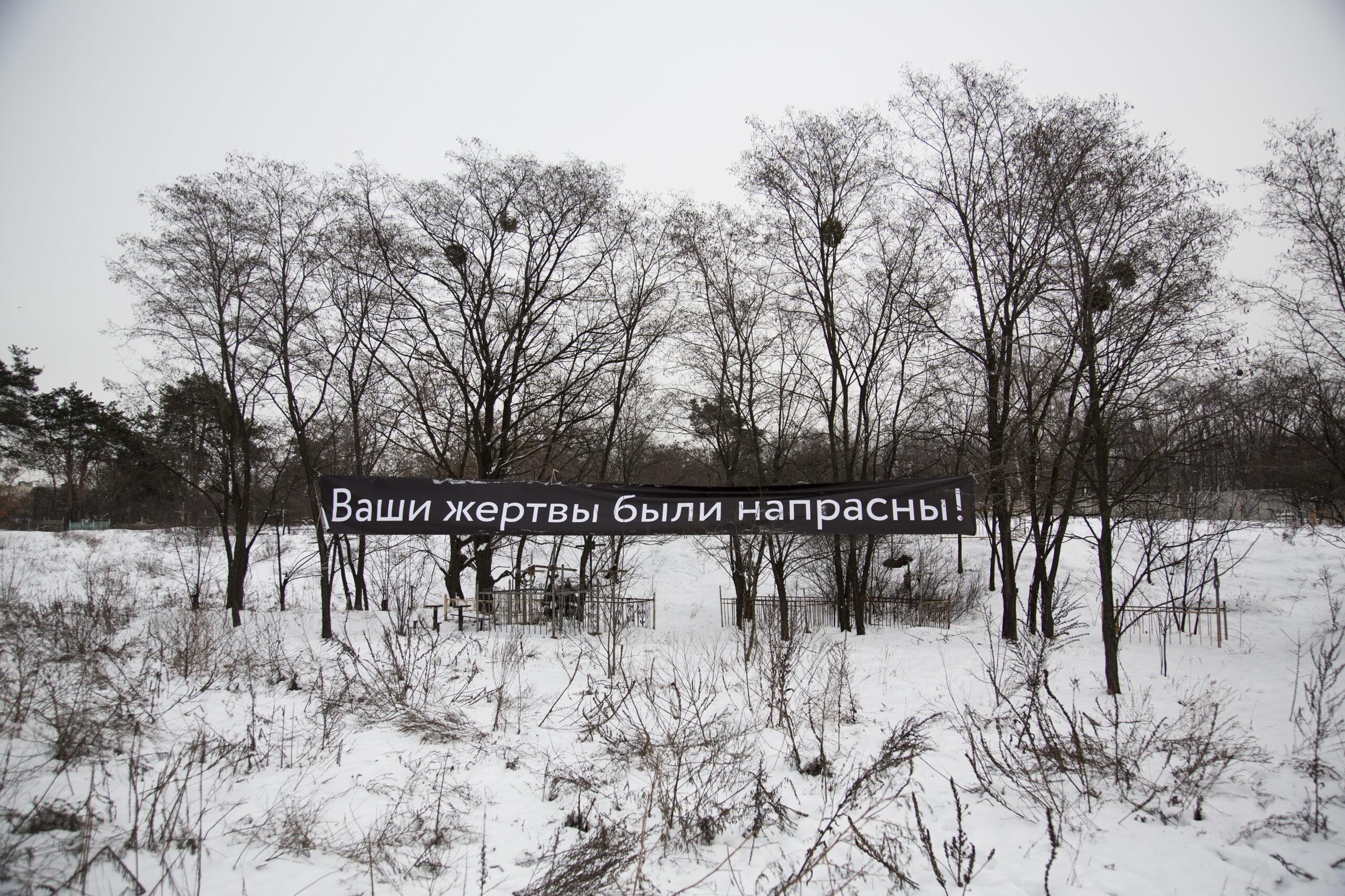 «Ландшафт як монумент»: Тетяна Кочубінська про кураторський виклик