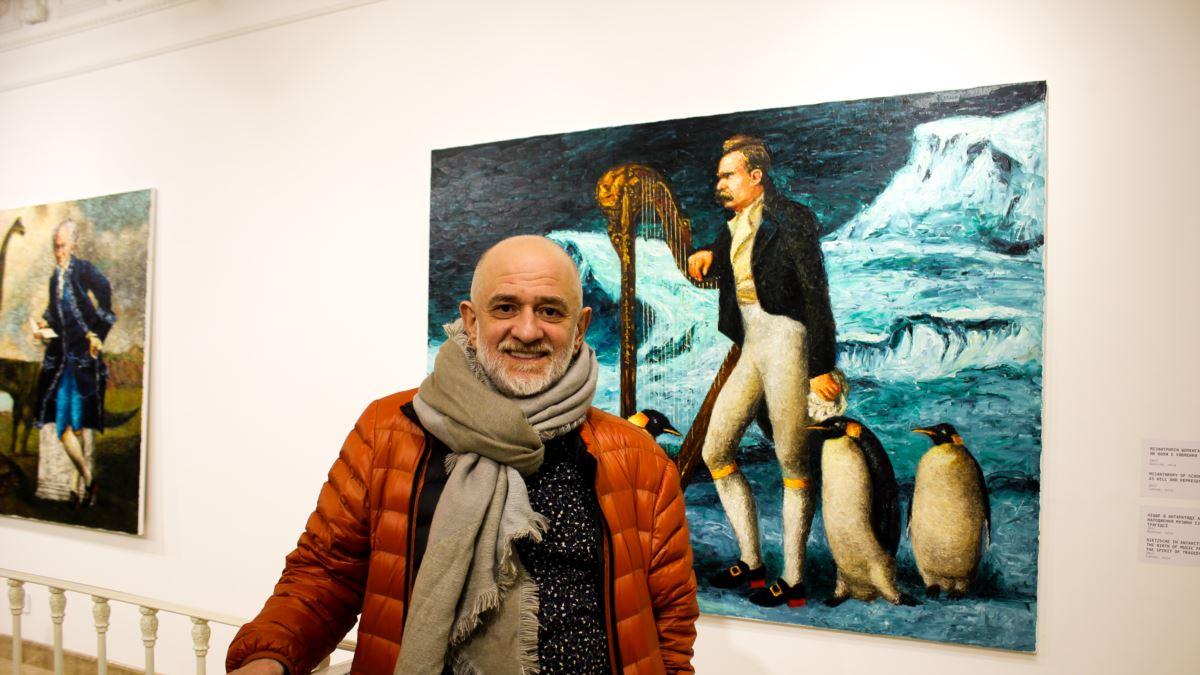 Ройтбурда поновили на посаді керівника Одеського художнього музею