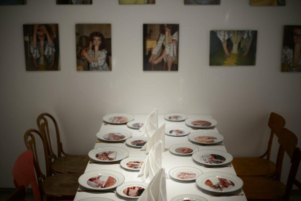 Влада Ралко, «Недільний обід»,фото Христина Соломончук