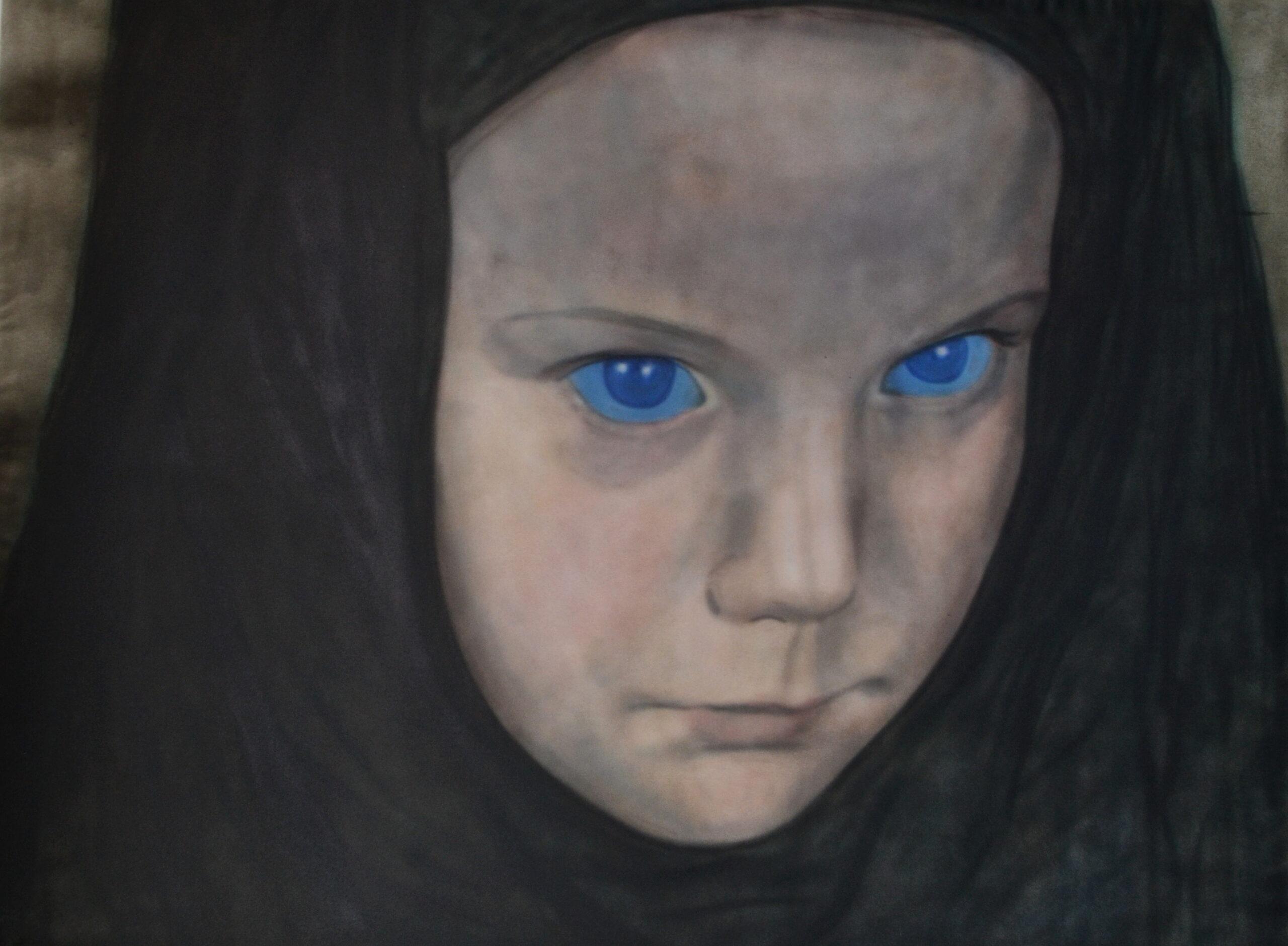 ENFANT TERRIBLE: про виставку Юрія Сивирина у Львові