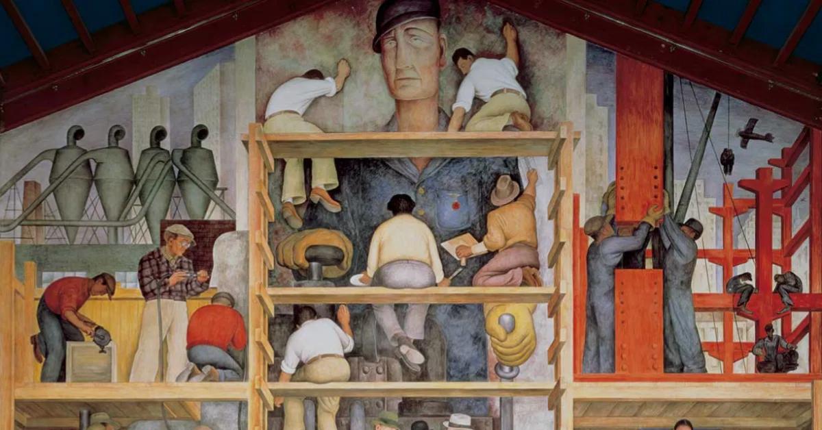 Муралу Дієго Рівери можуть надати статус пам'ятки