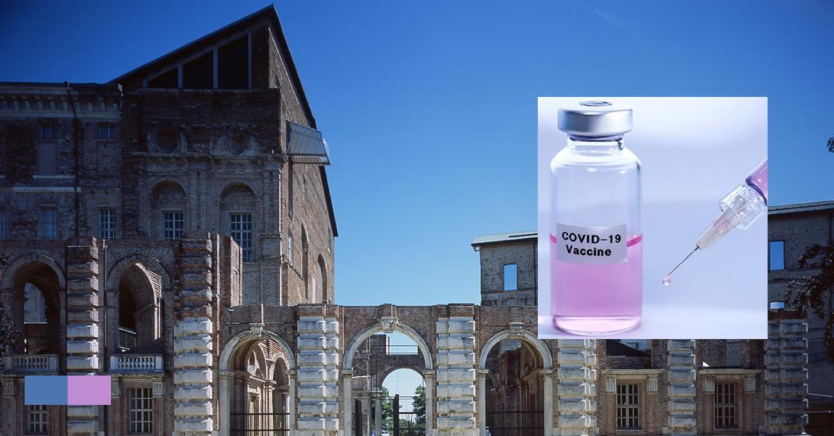 В Італії музей переобладнали під центр вакцинації від Covid-19