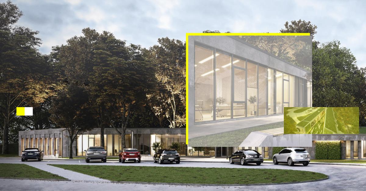 У Львові для Музею архітектури побудують приміщення з зеленим дахом