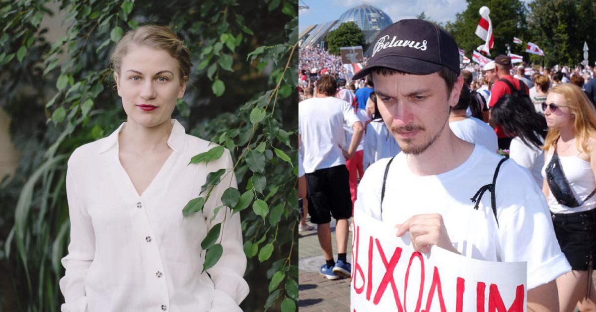 У Білорусі затримали двох художників