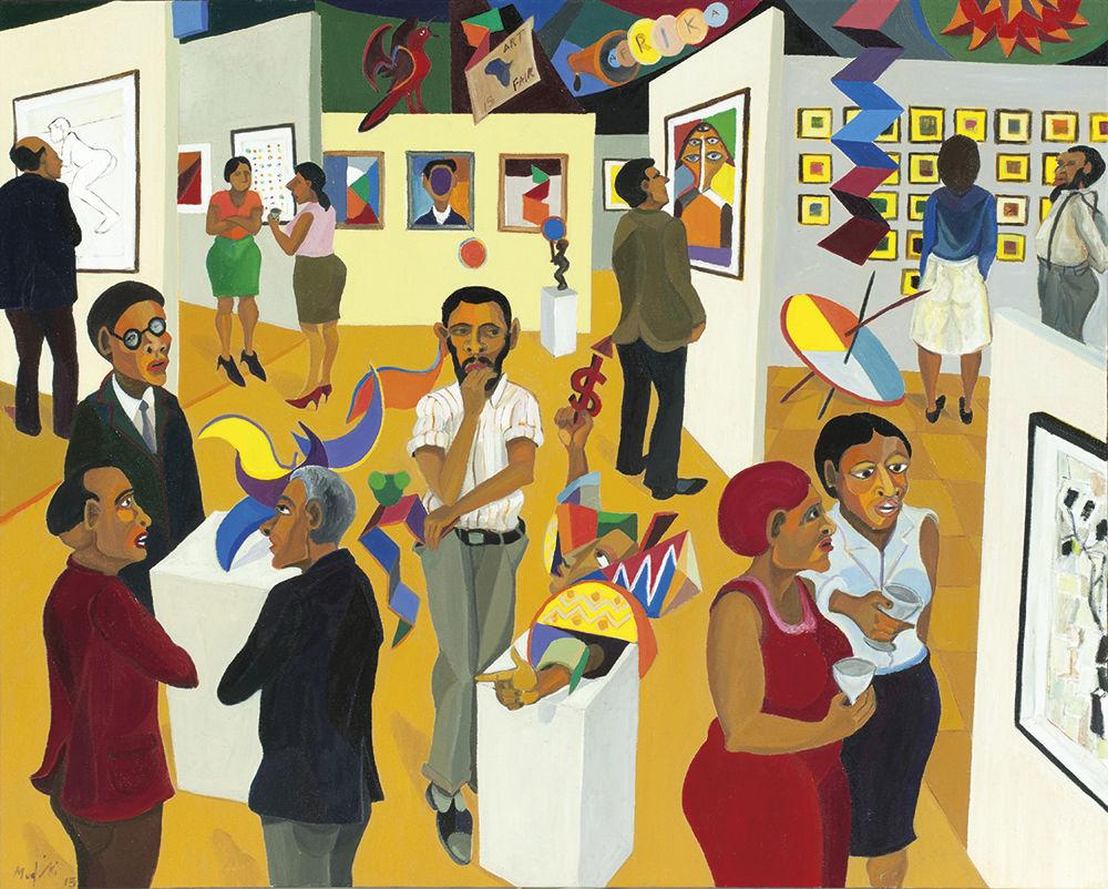 Соціальні мережі стали одним із найпопулярніших каналів продажу сучасного мистецтва