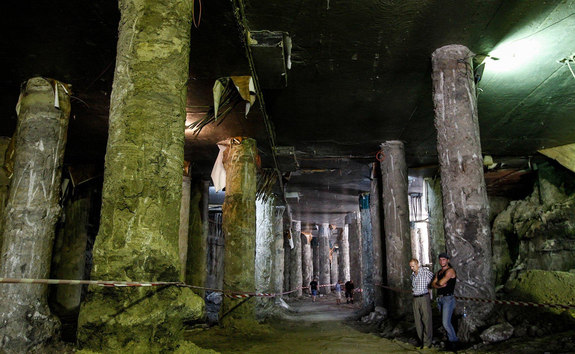 У Києві створили комунальний археологічний центр