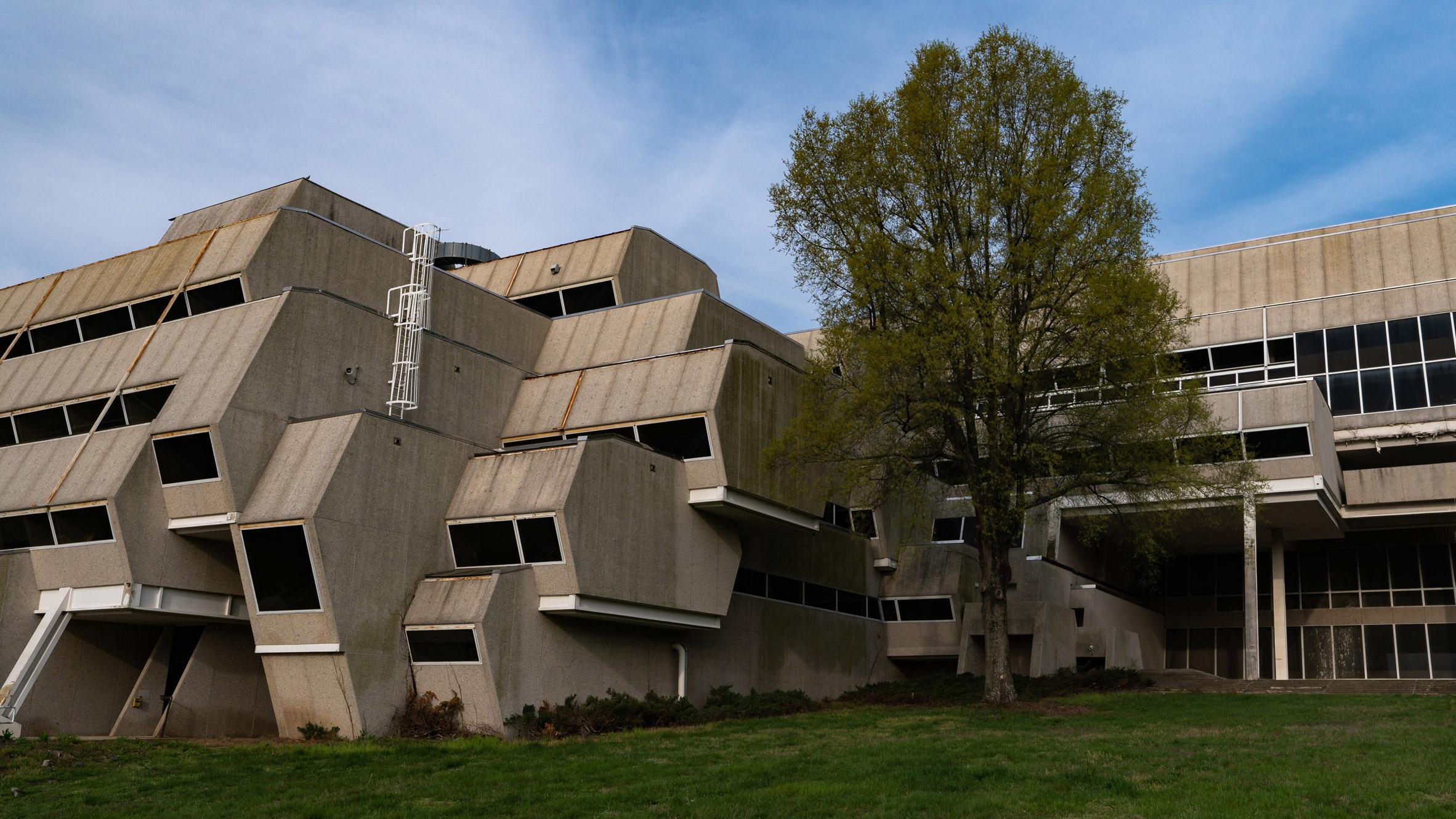 У США почали зносити модерністську будівлю Пола Рудольфа