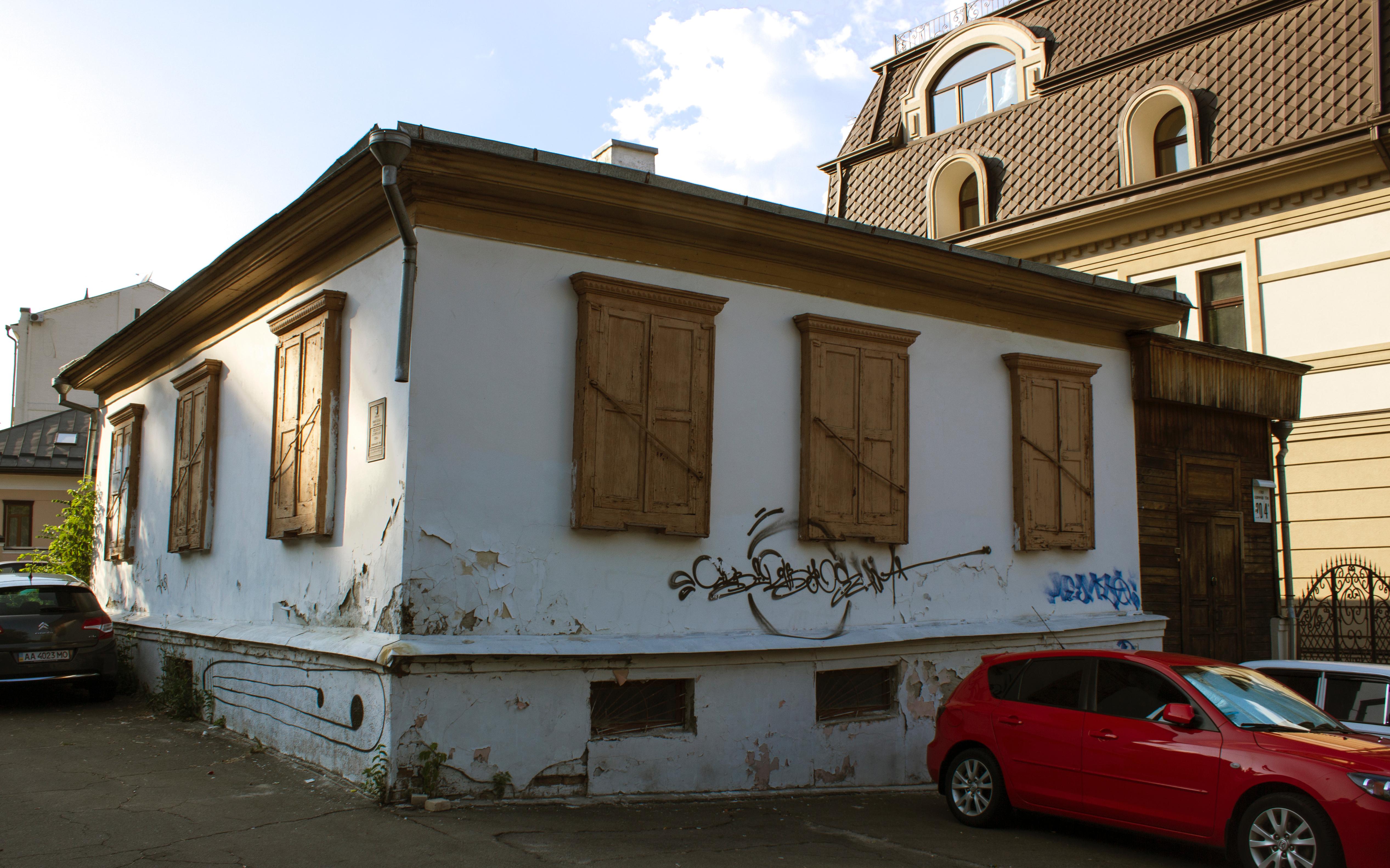 У Києві пам'ятка ХІХ століття опинилася під загрозою знесення
