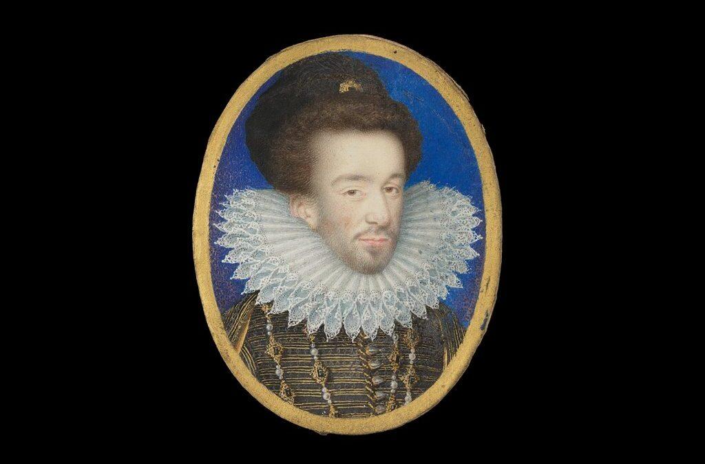 Британський дилер пробує продати картину короля Франції