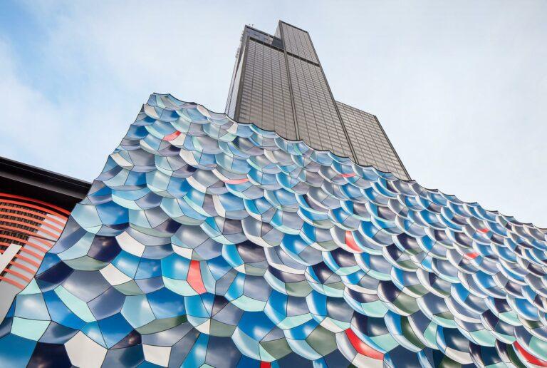 Олафур Еліассон створив нову інсталяцію, присвячену змінам клімату