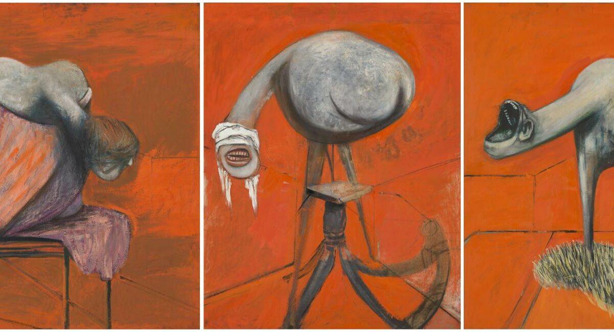 3 факти про життя художника Френсіса Бекона
